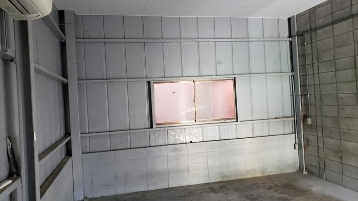 倉庫 内装工事